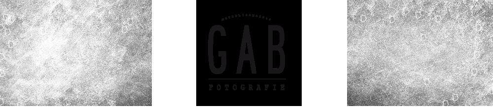 GAB fotografie logo